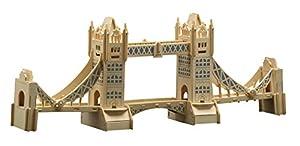 Siva Toys Siva Toys884 Puente de la Torre de Londres de Madera