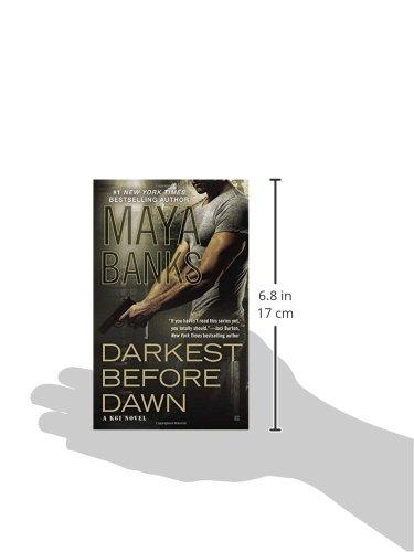 Darkest Before Dawn (A KGI Novel)