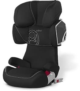 Cybex 512117015 Solution X2-Fix Autositz Gruppe II, III, pure black