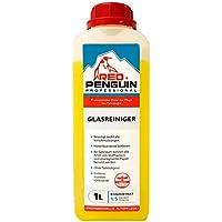 XADO Scheibenklar Scheiben-Reiniger Profi Konzentrat für Scheibenwaschanlagen Glas-Reiniger 1:5, 1 L - RED Penguin Professional