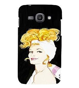 EPICCASE Rampwalk model Mobile Back Case Cover For Samsung Galaxy Ace 3 (Designer Case)