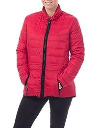 Klass Womens Red Padded Jacket [CR73HA1]