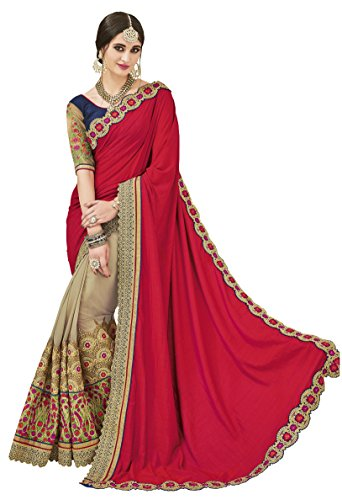 Sareeshop Georgette Saree With Blouse Piece (S2511_Multi_Free Size)