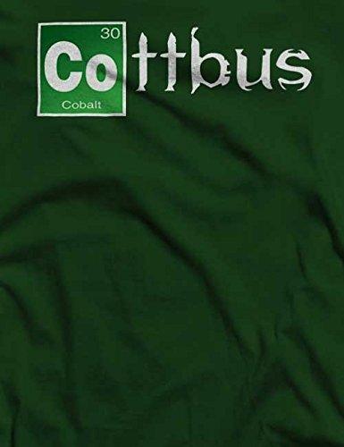 Coexist T-Shirt S-XXL 12 Colori / Colours Verde scuro