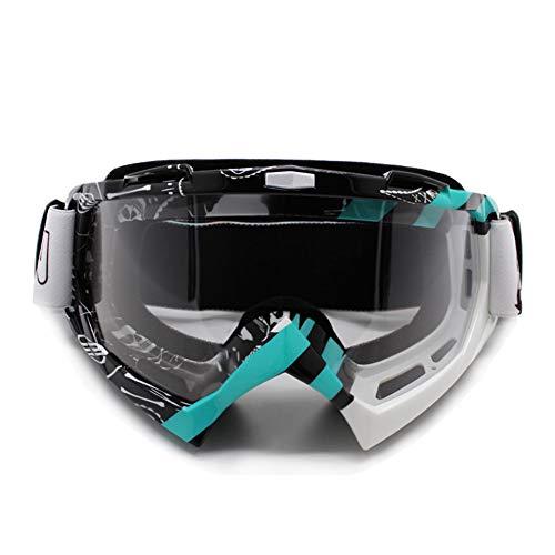 Mann Frauen Motorrad Brille Brille Off Road Dirt Bike Motorradhelme Brille Ski Sport Brille Masque Moto