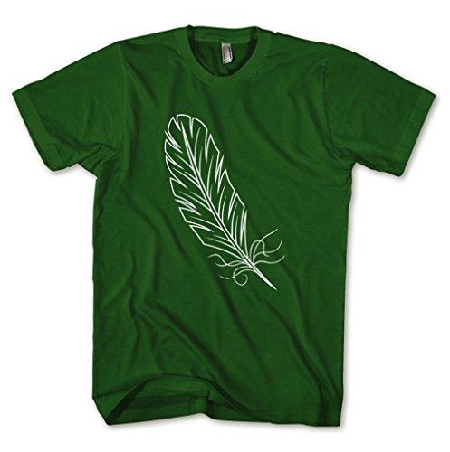Igtees - T-shirt de sport - Femme vert forêt