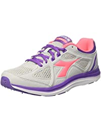Amazon Sportive Diadora it Grigio Da Scarpe Donna gqqp0C