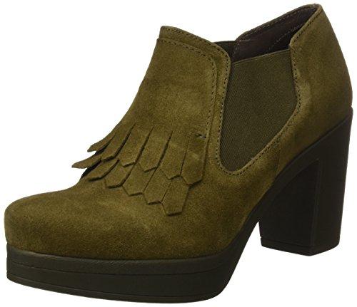 Verde Weekend Ladies Pedro Miralles Boots 27604 Chelsea kaki xYqnfRgn