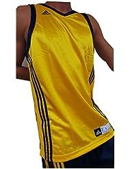 Adidas EU Club Jersey Trikot gelb / blau Gr. XXLT