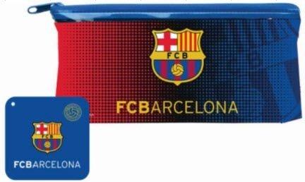FC BARCELONA – Portatodo plano 18 x 9 cm.
