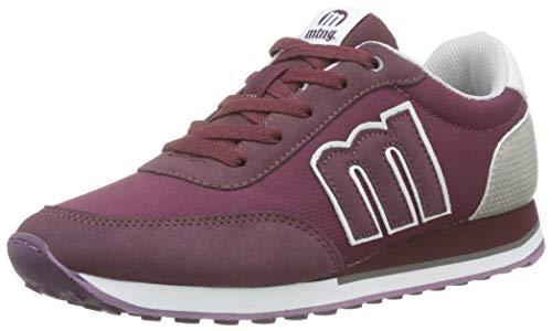 MTNG Attitude 82600 - Zapatillas para Hombre, Rojo (Pila America Burdeos C44860), 43 EU