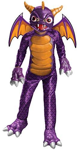 (Skylanders Academy Spyro Child Costume, Small)