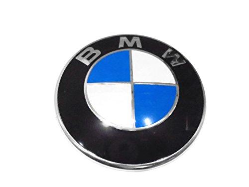BMW vorne Emblem Motorhaube Badge Kapuze 82mm F10F11F075Serie GT F12F136Serie M5M6 - Badge Emblem