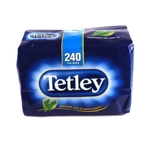 Tetley Schwarzer Tee 3x 240 Btl. 2250g - Original englische Version Scottish Lace