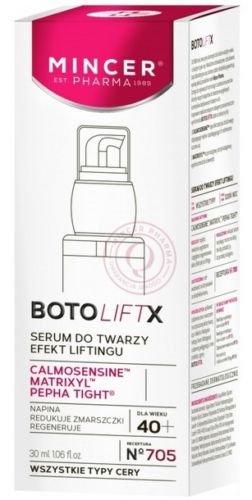 Mincer Pharma Botoliftx Antifalten Laser Stark Lifting Serum 40+ 30 ml