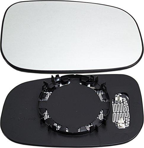 Preisvergleich Produktbild TarosTrade 57-8520-R-51366 Spiegelglas Heizbar Rechts