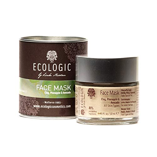 Ecologic By Linda Nicolau, Máscara - 50 ml.