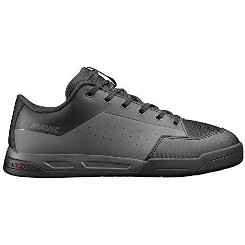 Mavic Deemax Elite Flat MTB Freeride Fahrrad Schuhe grau/schwarz 2019: Größe: 45
