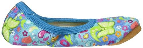 Beck Spring, Chaussures de Gymnastique Fille Mehrfarbig (Multicolor)