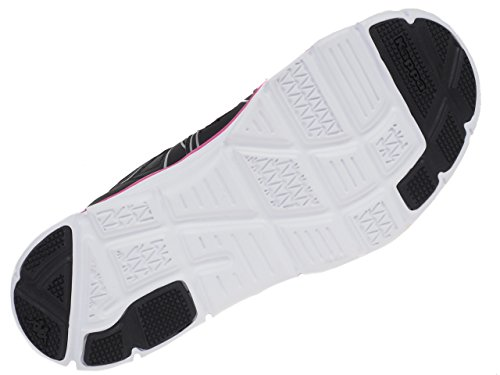 Kappa - Ulaker 3 noir/fushia - Chaussures mode ville Noir