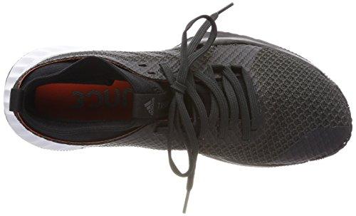 adidas Crazytrain Pro 3.0, Scarpe da Fitness Donna Grigio (Carbon/core Black/footwear White)