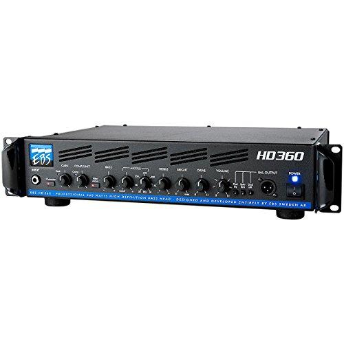 EBS EBSHD360 Heads (360 Watt RMS, 2 HE)