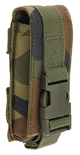 Brandit Molle Multi Pouch small Woodland Woodland Band
