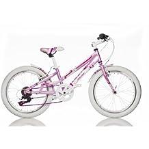 Bicicleta Chica 20 Pulgadas Dino Bikes Game Kit con Freno al Manillar a V Shimano 6