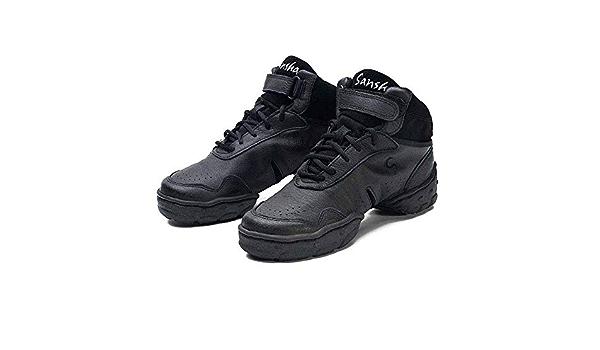 Sansha B52lpi Boomerang Chaussure de Danse Baskets B-Sole pour Adultes Femme