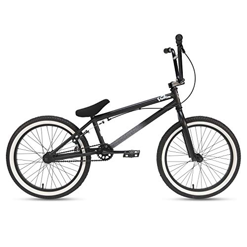 Venom Bikes 20 inch BMX - Matt Black - Zoll Bike 20 Bmx