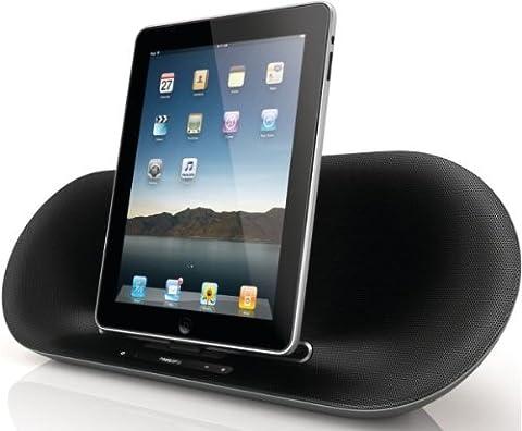 Philips DS8530 Station d'accueil Fidelio avec enceintes intégré pour iPod/iPhone 30 W