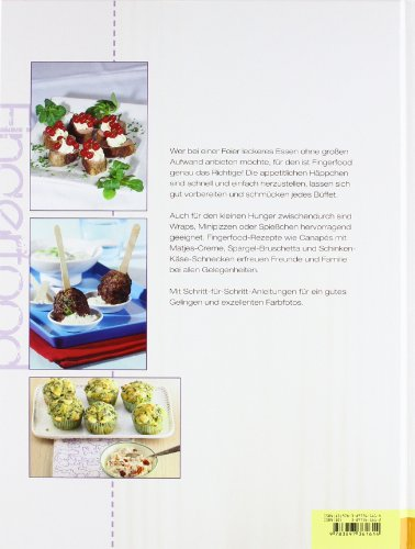 Fingerfood & Tapas: Für kleine und große Runden -
