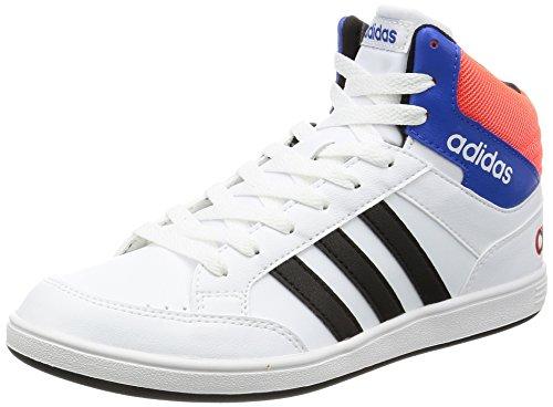Adidas Hoops Mid K–Sneaker deportivaspara Kinder Weiß