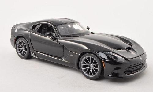 SRT Viper GTS, nero , 2013, modello di automobile, modello prefabbricato, Maisto 1:24 Modello esclusivamente da collezione