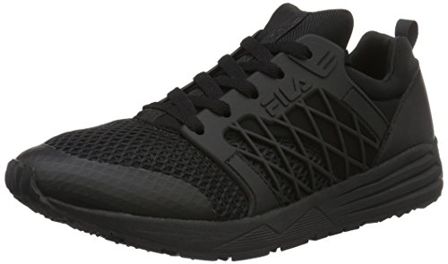 fila-herren-striker-low-sneakers-schwarz-black-black-43-eu