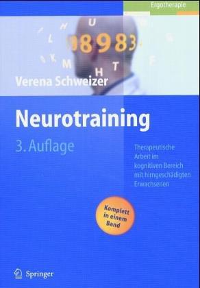 Neurotraining: Therapeutische Arbeit mit hirngeschädigten Erwachsenen im kognitiven Bereich. Beilagenset: Arbeitsblätter (Schriftenreihe der Bundeszentrale für politische Bildung, Bonn) Allied Zinn