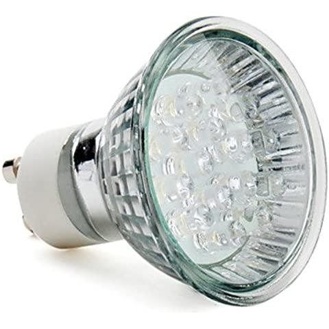 TJDlight G4 4W 400-430LM 6000-6500K luz blanca natural foco LED Bombilla (12V).