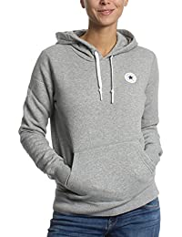 Converse Women's Sweatshirt Grey Grey