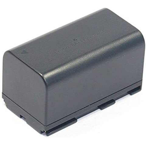 Batteria per Canon XF100 Canon XL2 Canon XL1 Canon XH-A1 Canon XF105 (4400mAh)