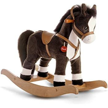 Trudy Rocking Horse Ride On (76 cm, Brown)