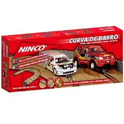 Kit curva barro mud