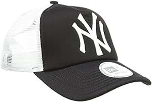 New Era 10346934 - Casquette de Baseball - Homme - Noir (Black) - Taille unique (Taille fabricant: Taille unique)