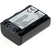CELLONIC® Batería premium para Sony DSC-HX1 -HX100, Sony DSLR-A390 A380 A330 A35, Sony A290 A230, Sony DCR-SR32 DCR-SR52, DCR-SX30, DCR-HC27 -HC23, HDR-SR10 HDR-XR520 -XR500, HDR-CX105, HDR-TG8, SLT-A35 (700mAh) NP-FH40,-FH50,-FH60 bateria de repuesto, pila reemplazo, sustitución