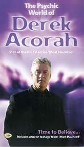 The Psychic World Of Derek Acorah [VHS]