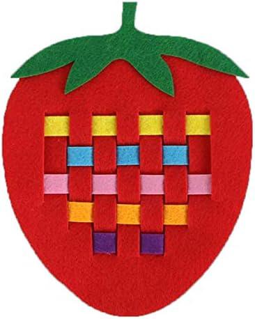 Apprentissage de la Petite enfance, éducation, Filetage, Tissage, Jouet, compétence motrice, Fraise   Mende