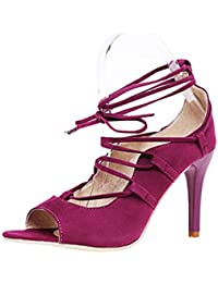 Frauen Pumps Crossover Strap Plattform Extreme High Heels Schnalle Sexy Spitzen Zehen Kleid Party Court Schuhe