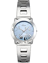 s.Oliver Damen-Armbanduhr SO-1438-MQ