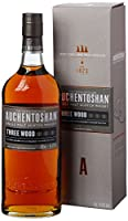 Auchentoshan Three Wood Single Malt Scotch Whisky, 70 cl by Auchentoshan