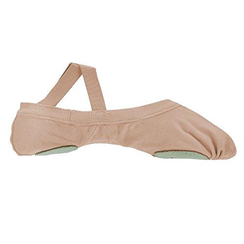 Bloch Damen Pro Elastic Tanzschuhe-Ballett Pink