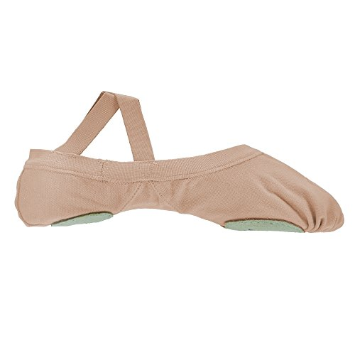 De Bloch Dança rosa Mulheres Sapatos Por Elásticas Ballet StdwIxaqzx